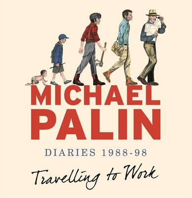 Travelling to Work: Diaries 1988-1998 (CD-Audio)