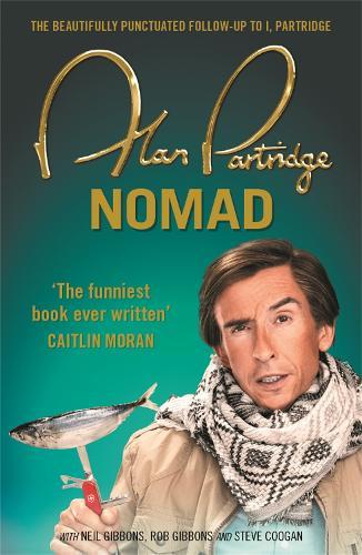 Alan Partridge: Nomad (Paperback)