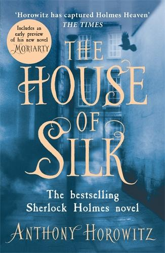 The House of Silk: The Bestselling Sherlock Holmes Novel (Paperback)