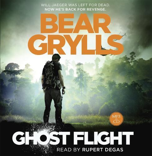 Bear Grylls: Ghost Flight (CD-Audio)
