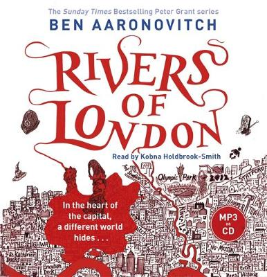 Rivers of London: The First Rivers of London novel - A Rivers of London novel (CD-Audio)