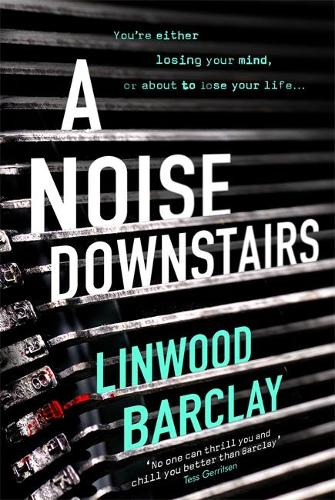A Noise Downstairs (Hardback)