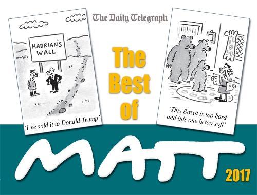 The Best of Matt 2017 (Paperback)