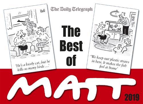 The Best of Matt 2018 (Paperback)