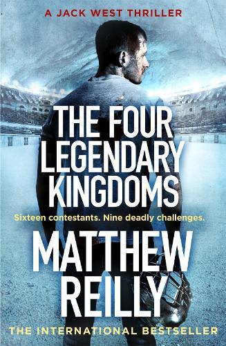 The Four Legendary Kingdoms - Jack West Series (Paperback)