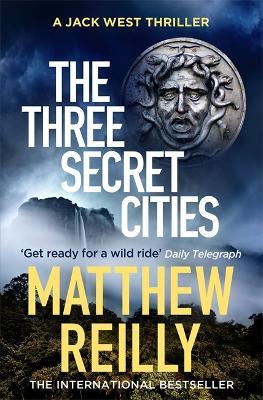 The Three Secret Cities - Jack West Series (Hardback)