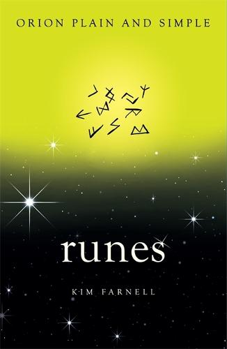 Runes, Orion Plain and Simple - Plain and Simple (Paperback)