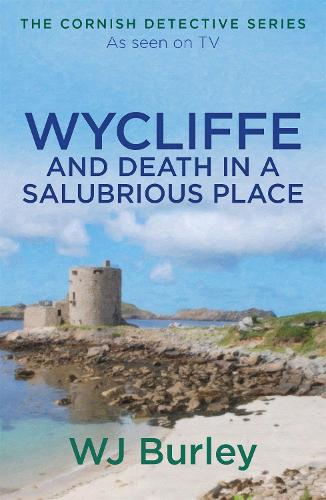 Wycliffe and Death in a Salubrious Place - The Cornish Detective (Paperback)