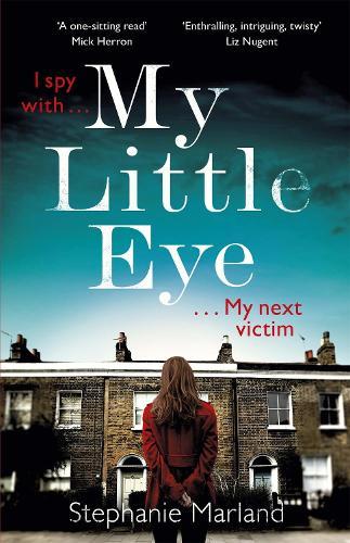My Little Eye - Starke & Bell (Paperback)