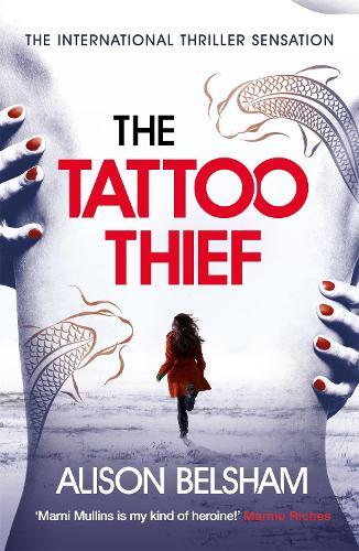 The Tattoo Thief - Sullivan and Mullins (Paperback)