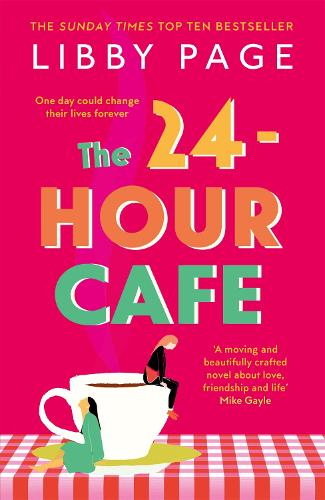 The 24-Hour Cafe (Paperback)