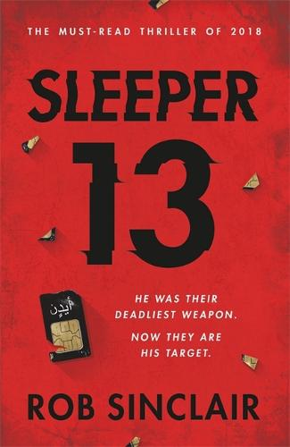 Sleeper 13 (Paperback)
