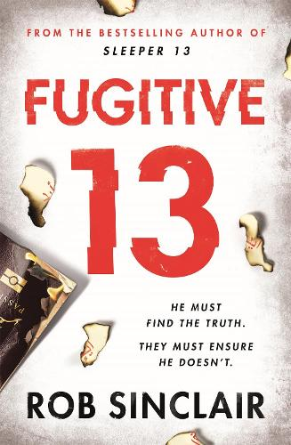 Fugitive 13 - Sleeper 13 (Paperback)