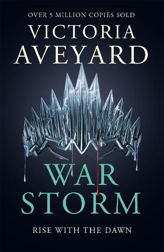 War Storm: Red Queen Book 4 - Red Queen (Paperback)