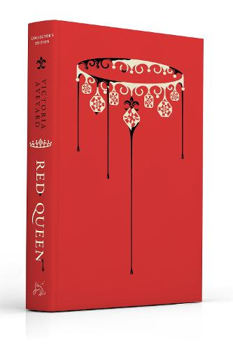 Red Queen: Collector's Edition - Red Queen (Hardback)