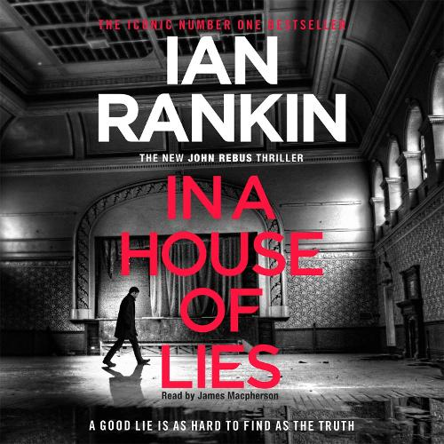 In a House of Lies (CD-Audio)