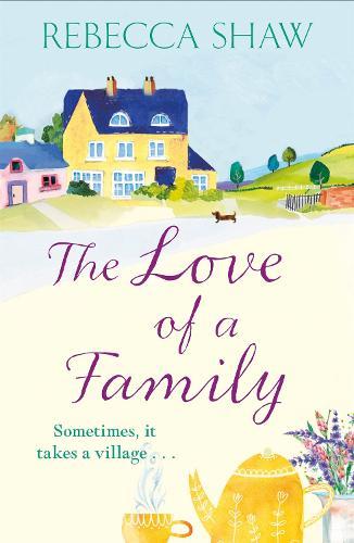 The Love of a Family (Hardback)