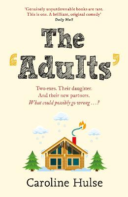 The Adults (Paperback)