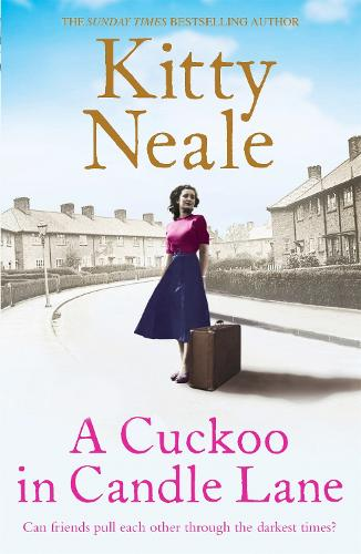 A Cuckoo in Candle Lane (Paperback)