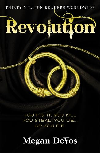 Revolution: Book 3 in the Anarchy series - Anarchy (Paperback)