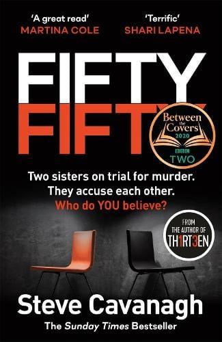 Fifty-Fifty - Eddie Flynn Series (Paperback)