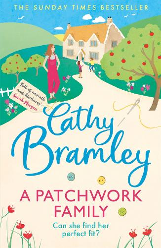 A Patchwork Family by Cathy Bramley | Waterstones