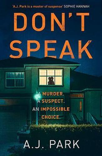 Don't Speak (Paperback)