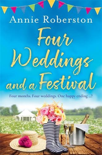 Four Weddings and a Festival (Paperback)