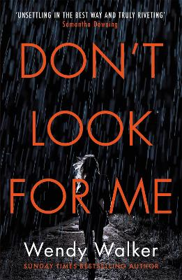 Don't Look For Me (Paperback)