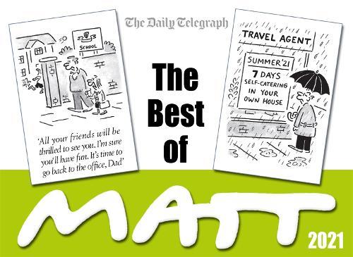 The Best of Matt 2021 (Paperback)