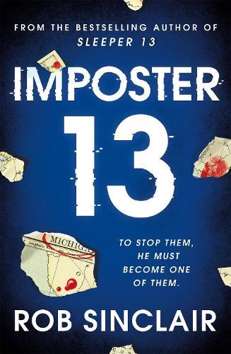 Imposter 13 - Sleeper 13 (Paperback)