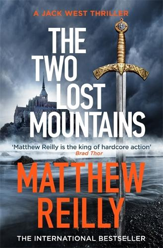 The Two Lost Mountains: The Brand New Jack West Thriller - Jack West Series (Paperback)