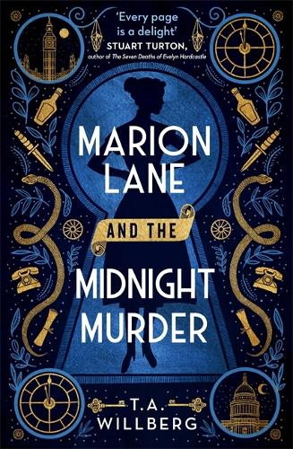 Marion Lane and the Midnight Murder: An Inquirers Mystery (Hardback)