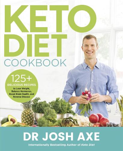 Keto Diet Cookbook (Paperback)