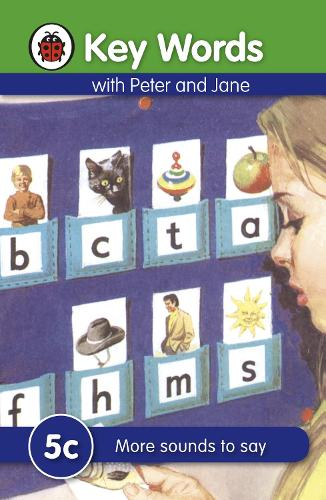 Key Words: 5c More sounds to say - Key Words (Hardback)