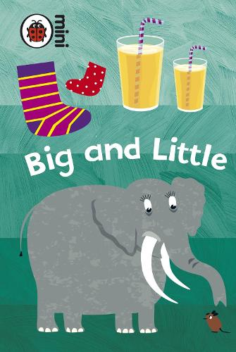Early Learning: Big and Little (Hardback)