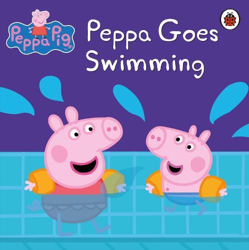 Peppa Pig: Peppa Goes Swimming - Peppa Pig (Paperback)
