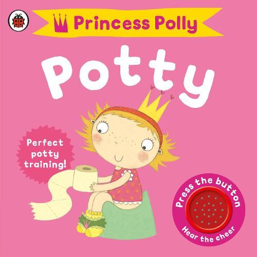 Princess Polly's Potty (Board book)