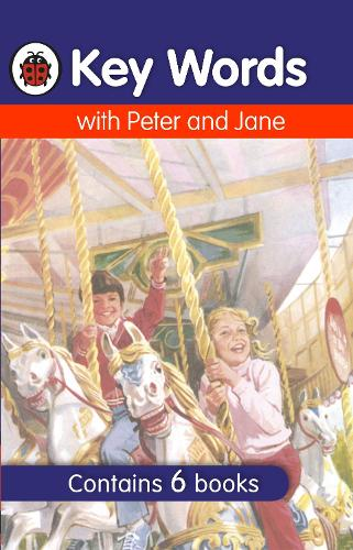 Ladybird Key Words With Peter And Jane Boxed Set (Hardback)