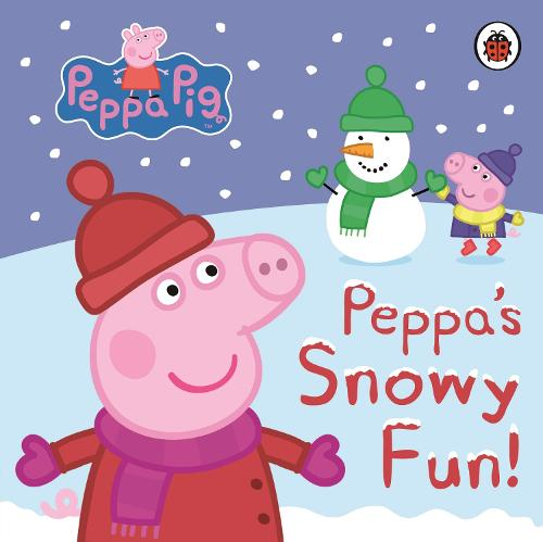 Peppa Pig: Peppa's Snowy Fun - Peppa Pig (Board book)