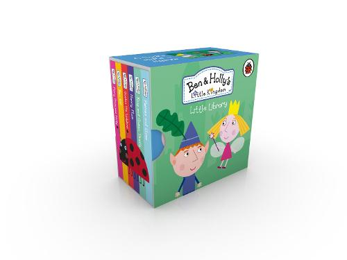 Ben and Holly's Little Kingdom: Little Library - Ben & Holly's Little Kingdom (Board book)