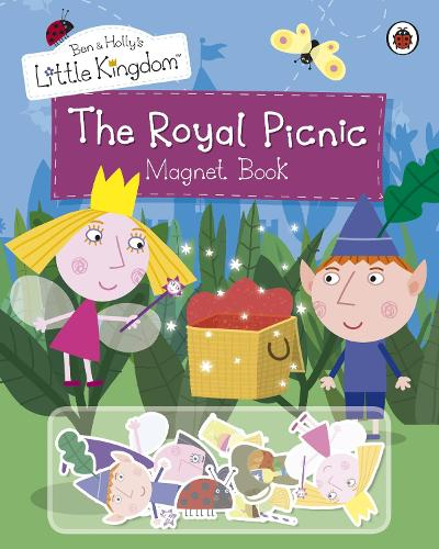 Ben and Holly's Little Kingdom: The Royal Picnic Magnet Book: Magnet Book - Ben & Holly's Little Kingdom (Hardback)