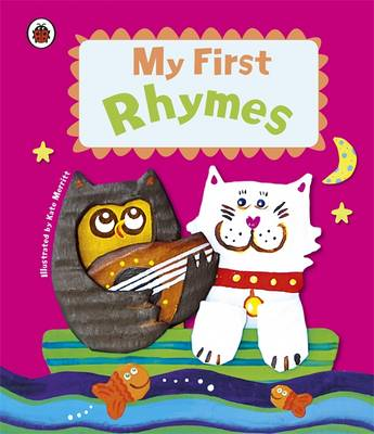 My First Rhymes (Board book)