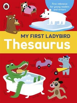 My First Ladybird Thesaurus (Paperback)