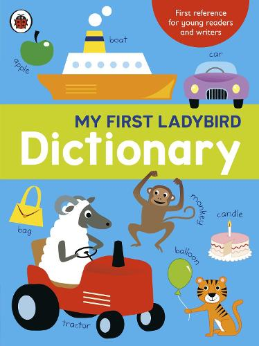 My First Ladybird Dictionary (Paperback)