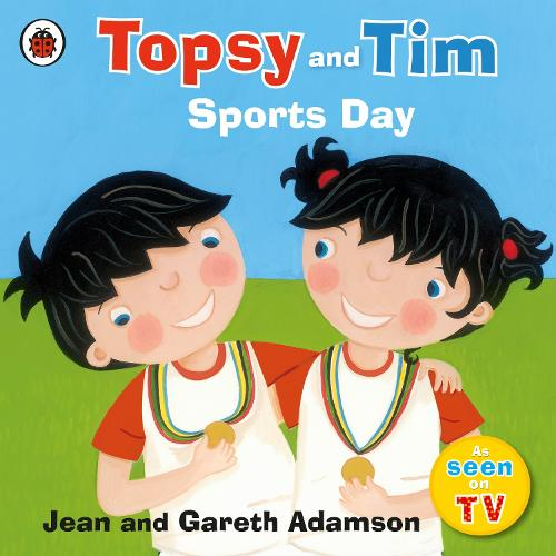 Topsy and Tim Sports Day - Topsy and Tim (Paperback)