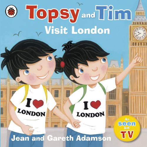 Topsy and Tim: Visit London (Paperback)