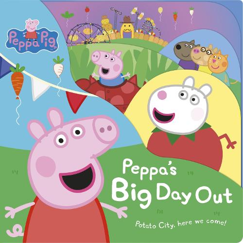 Peppa Pig: Peppa's Big Day Out