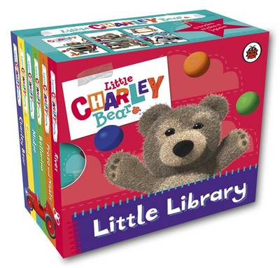 Little Charley Bear: Little Library - Little Charley Bear