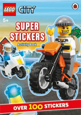 LEGO City: Super Stickers Activity Book (Paperback)